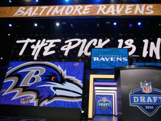 See How the Ravens Made Teen's NFL Draft Dream Come True