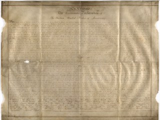 U.S. Declaration of Independence From Late 1700s Discovered in Britain