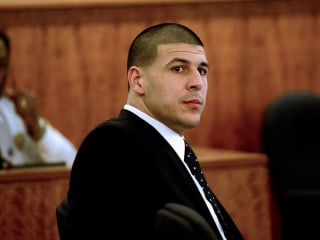 Ex-NFL Star Aaron Hernandez Had Brain Damage, Doctors Say