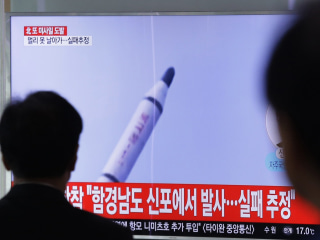 North Korea Test Fire of Ballistic Missile Fails, U.S. Officials Say