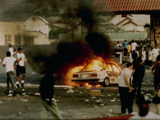 'Graphic, Raw, Disturbing': Oscar-winning Directors Offer New Take on LA Riots