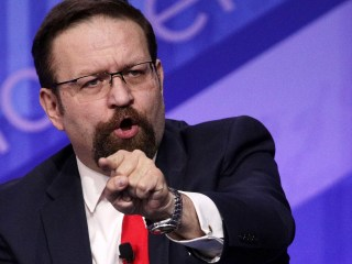 Sebastian Gorka, Trump Adviser Linked to Hungarian Right-Wing Group, Abruptly Leaves 'Fake News' Panel