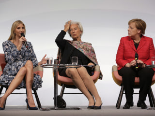 Ivanka Trump Grilled, Booed During Women20 Summit in Berlin