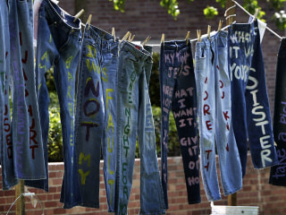 'Denim Day' Offers Chance to Stand With Victims of Sexual Violence Simply by Wearing Jeans