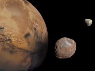 Scientists Hatch Wild Plan to Terraform Mars