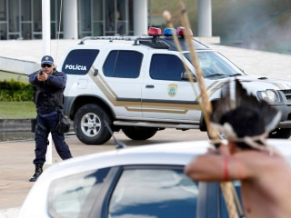Brazil: Indigenous Protest Over Land Rights Turns Violent