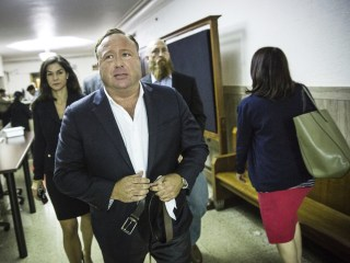 Infowars Founder Alex Jones Discusses Custody Battle