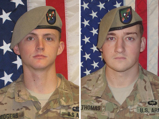 Two U.S. Army Rangers Killed in Anti-ISIS Raid in Eastern Afghanistan