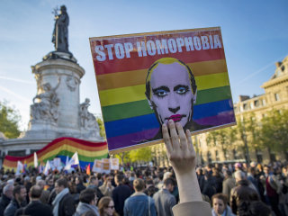 Congress Passes Resolution Condemning LGBTQ Torture in Chechnya