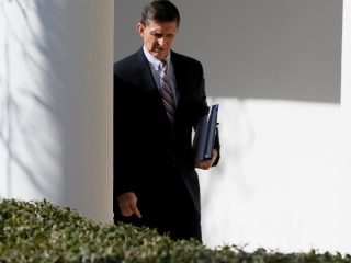 Flynn 'Lied to Investigators' About Russia Trip, Says Top House Dem