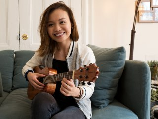 #RedefineAtoZ: Nix, the Musician and Storyteller Who's Traveling Far With Her Ukulele