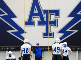Air Force Players Led to Believe They Could Go to NFL: Source