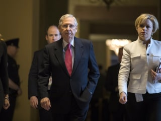 Senate Republicans Push Forward on Health Care, Despite Lack of Consensus