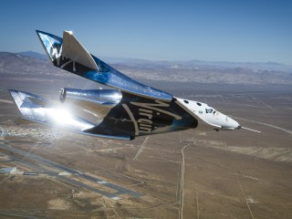 Virgin Galactic Aces Test Flight Three Years After Tragedy