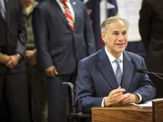 Texas Gov. Greg Abbott Signs Law Banning 'Sanctuary Cities'