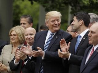 Trump Drama Imperils GOP Legislative Agenda