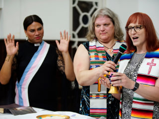 Communist-Ruled Cuba Hosts First Transgender Religious Ceremony