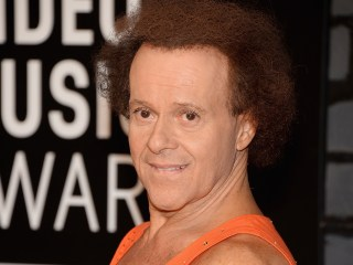 Richard Simmons Sues National Enquirer Over Sex Change Report