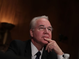 HHS Secretary Tom Price Firmly Defends Pre-Existing Condition Coverage in New Health Care Bill