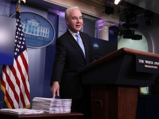 Commentary: HHS Secretary Argues Obamacare is About to Collapse