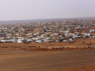 ISIS Infiltrates the Rukban Refugee Camp at Jordan-Syria Border