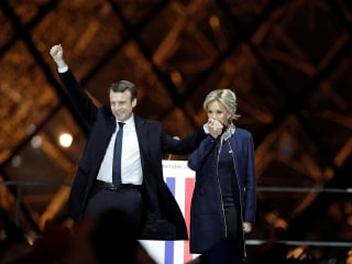 Emmanuel Macron: French 'Knight' Who Overturned Decades-Old Party Politics