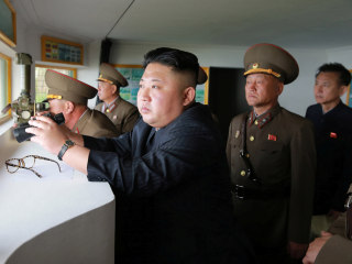 North Korean Ballistic Missile Launch Detected by Pentagon