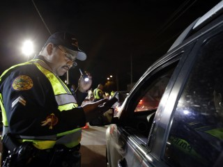 Drunk Drivers Are Usually Buying More Booze or on Their Way to a Booty Call