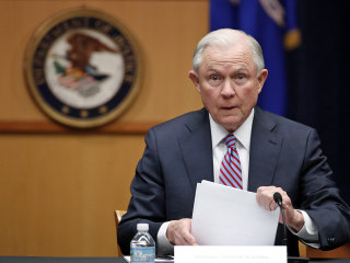Attorney General Sessions Heading to West Virginia, Epicenter of U.S. Opioid Epidemic