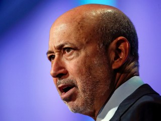 Lloyd Blankfein: So Many Goldman Sachs Alums in Trump Admin Is 'Inconvenience'