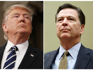 First Read's Morning Clips: Only 29% Approve of Comey Firing
