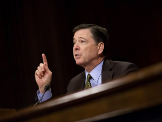 Trump Wades Into Uncharted Waters With Comey Ouster