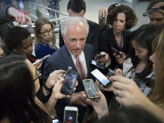 GOP Sen. Corker Announces He Won't Seek Reelection