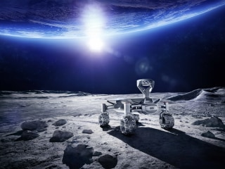 Car Maker to Send Lunar Rovers to Historic Moon Landing Site