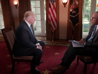 First Read's Morning Clips: Full Coverage of Lester Holt's Interview with Trump