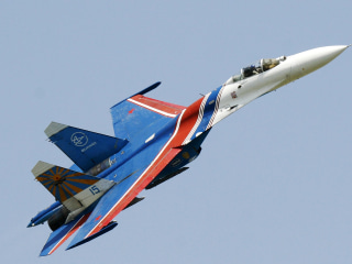 Russian Fighter Jet Comes Within 20 Feet of U.S. Navy Plane: Official