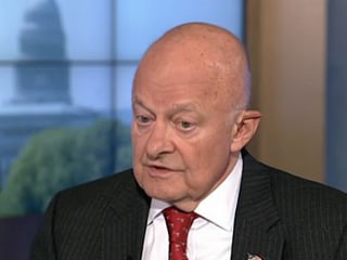 James Clapper on Trump-Russia Ties: 'My Dashboard Warning Light Was Clearly On'