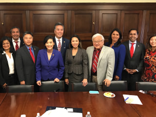 In Congress, the Fight for Asian American and Pacific Islander Voices Hasn't Slowed