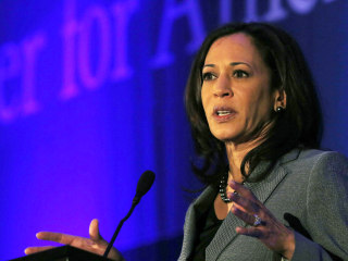 Sen. Kamala Harris Drops Her Summer Spotify Playlist