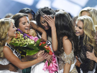 Foreign-Born Nuclear Scientist Crowned Miss USA
