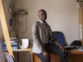 Kenya's First Gay Health Clinic Provides Care Without the Judgment