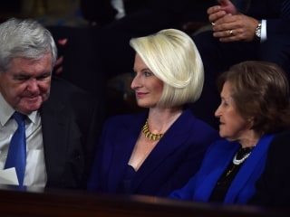 Callista Gingrich to Be Nominated as Ambassador to the Vatican: White House