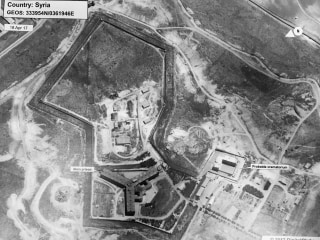 State Department: Assad's Regime Built Crematorium to Burn Bodies of Executed Prisoners