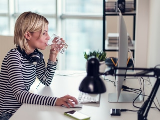 Where you sit or stand at work can boost your productivity