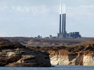 Coal-burning Navajo Power Plant Nears Two-Year Lease Extension