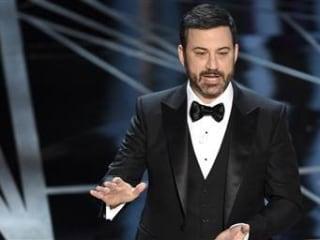 Jimmy Kimmel Announces He'll Host the Oscars Again
