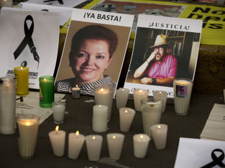 Rash of Media Murders Highlights Deadly Threats in Mexico