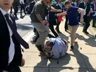 Why Turkish Bodyguards Involved in Bloody D.C. Brawl Likely Won't Face Repercussions