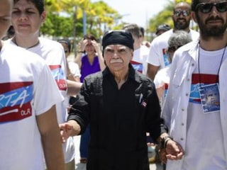 Puerto Rico Nationalist Leader Oscar Lopez Rivera Freed After 36 Years