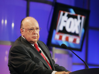 Ex-Fox CEO Ailes Built A Media Empire. Then Came The Demons.